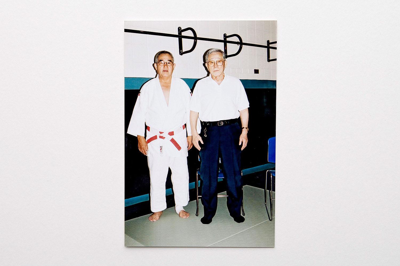 Akinori Hosaka and Ichiro Abe at Kodokan Kata Clinic hosted by Yoshisada Yonezuka, New York, USA.