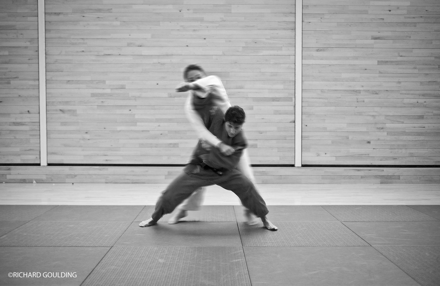 Sophioe Cox, Britsh Judo player.