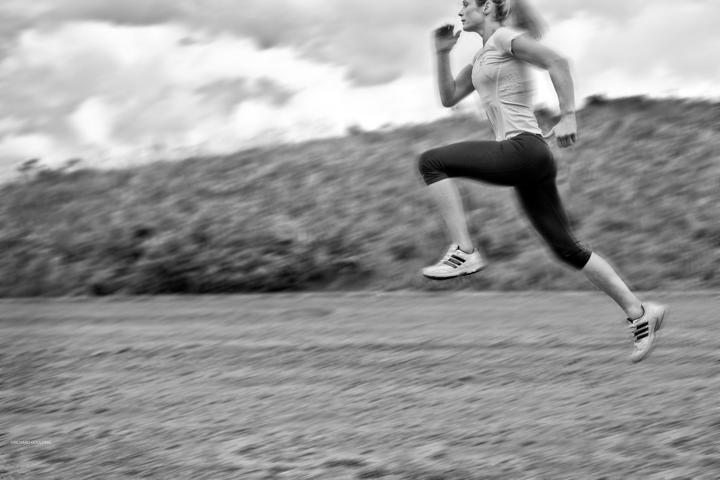 Sarah Clark, British Judo player, S&C training at Ratho, Judo Scotland Centre of Excellence.
