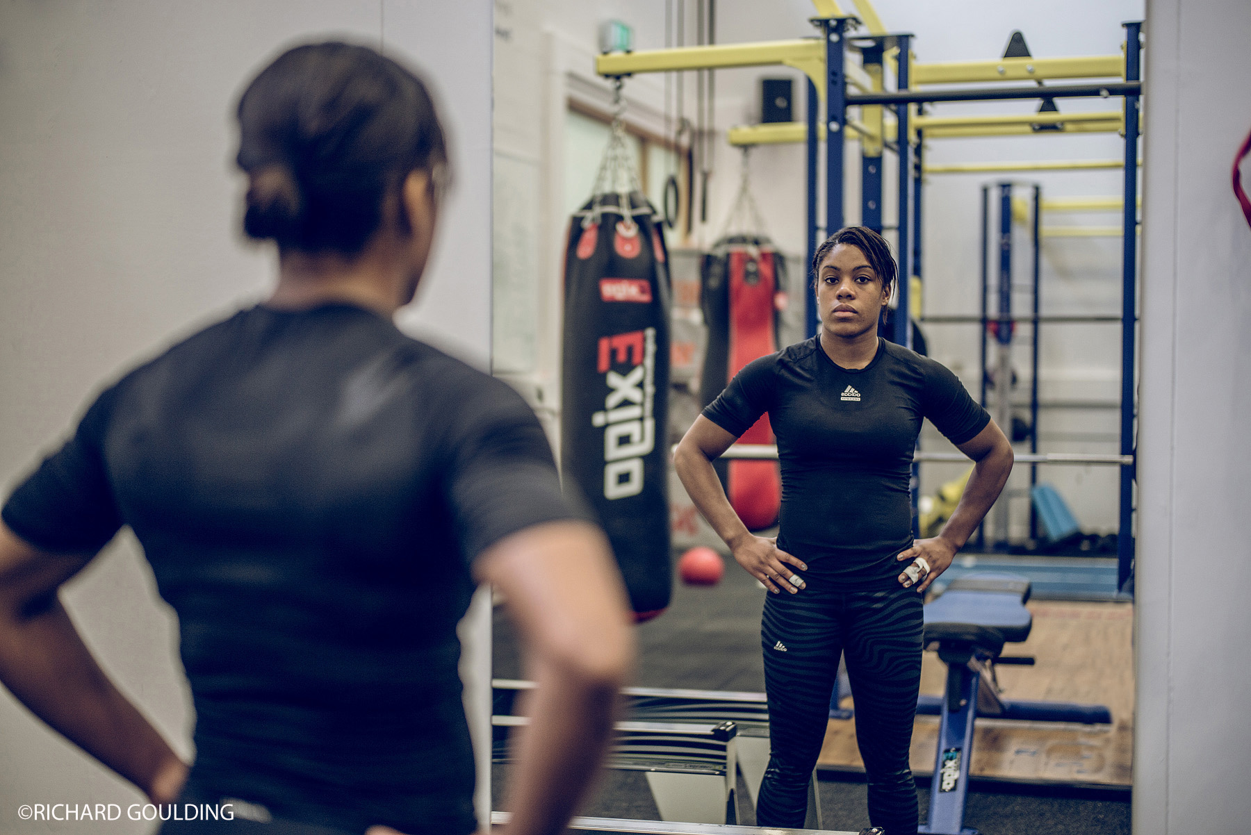 Nekoda Smythe-Davis is a British judoka. She competed for England in the women's 57 kg event at the 2014 Commonwealth Games where she won a gold medal.