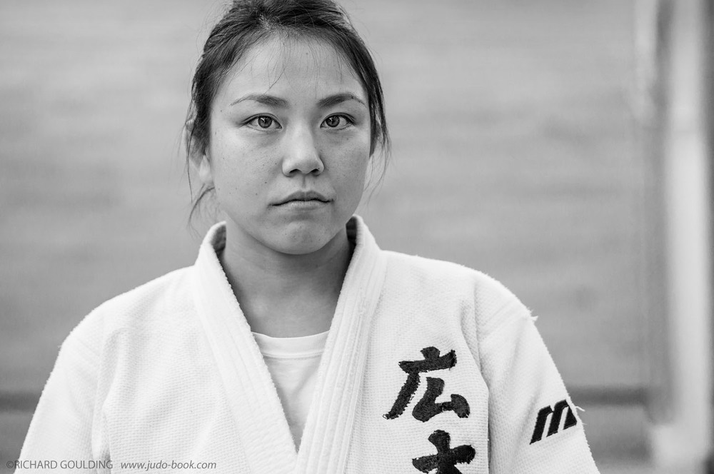 Yuko Nakano Fuji, photographed at Dartford, Aug 2011.
