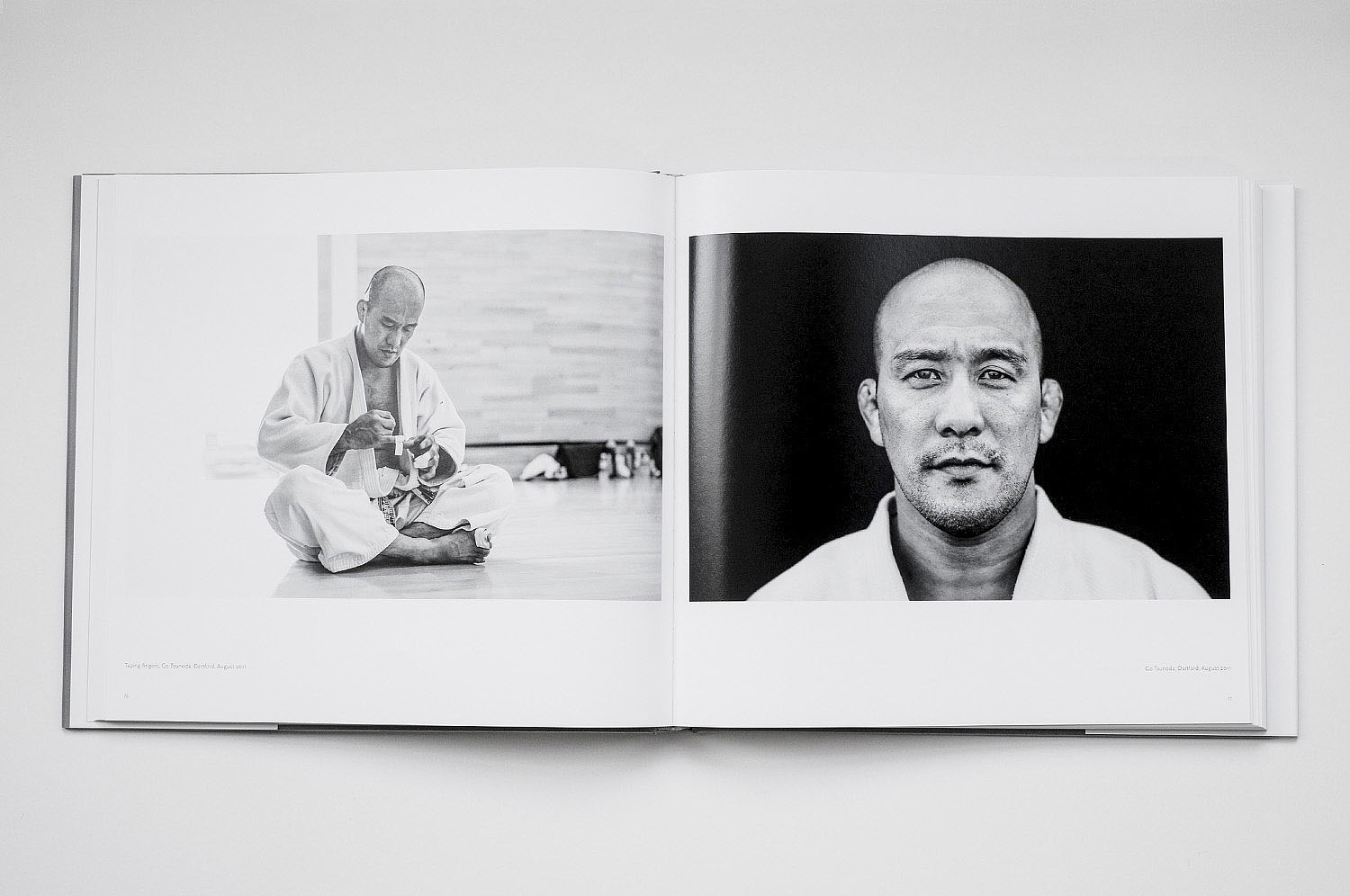 Because of Judo, by Richard Goulding, Neil Adams and Mark Law