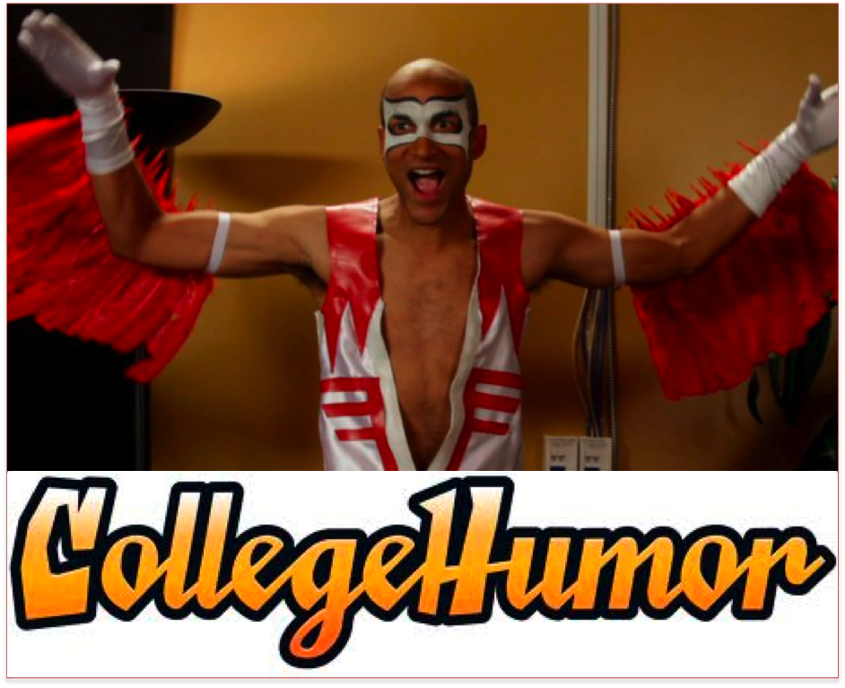 SuperHero Auditions - College Humor  I sold, wrote and produced this series of shorts to College Humor, starring Keegan Michael Key (Key & Peele), Nikkie Reed, Mimi Rogers, Brittany Snow, Peter Facinelli, and Chris Masterson.