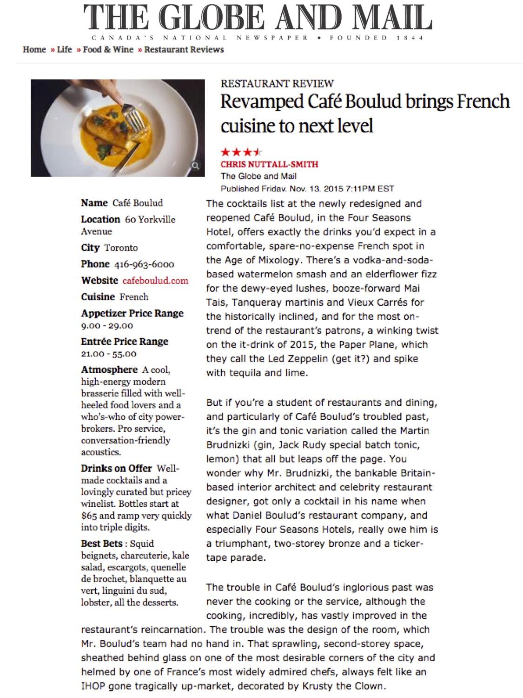 Cafe Boulud Toronto - The Globe and Mail, 11.13.15.jpg