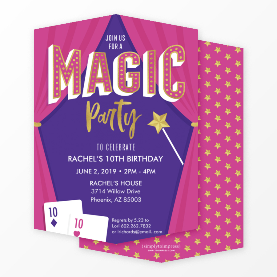 Magic Party, Simply to Impress