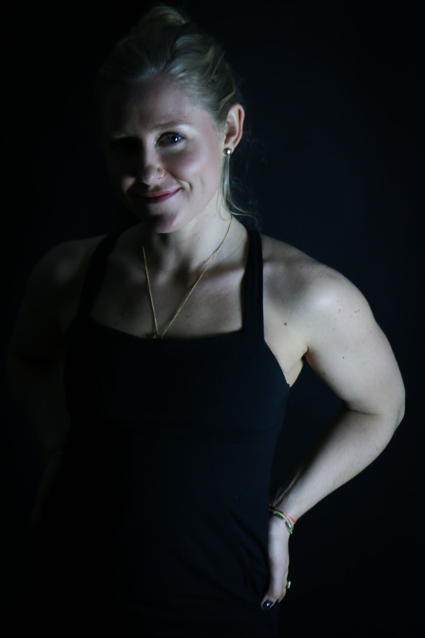 Candice Leigh, yogini, healer and Tantrika