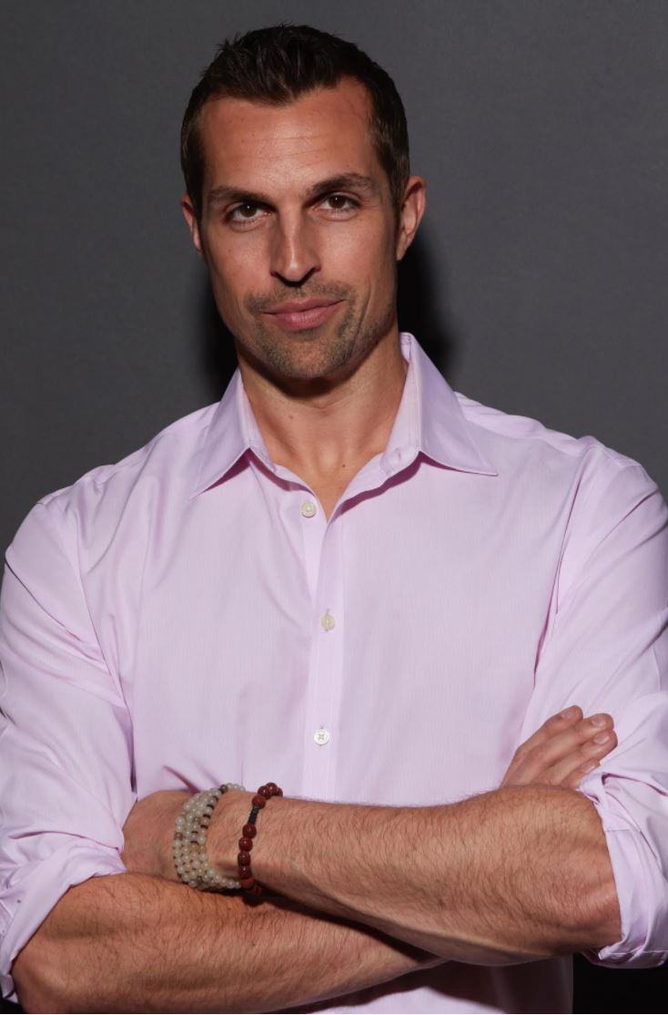 Bryan Stacy, co-founder/CEO of the STI testing app Biem and sexual confidence educator