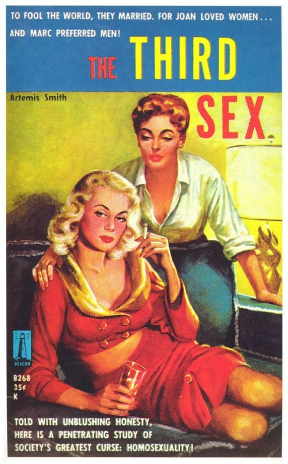 Artemis Smith's  The Third Sex  was published in 1959.