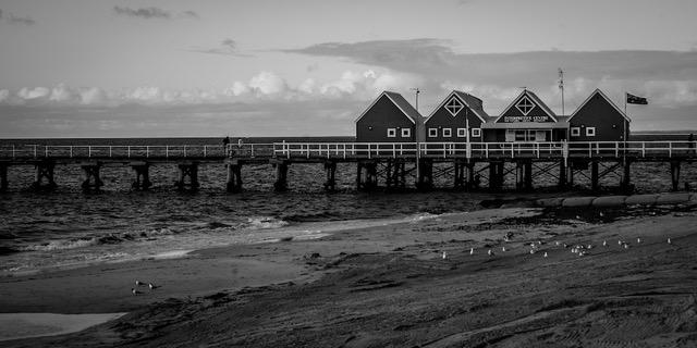 Australian Pier, 2008, © E Manten