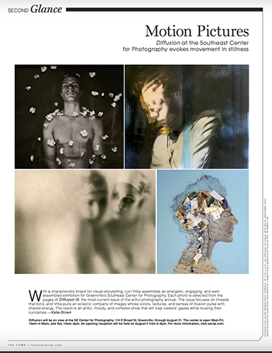 Town Magazine, August 2019, Second Glance (last page)