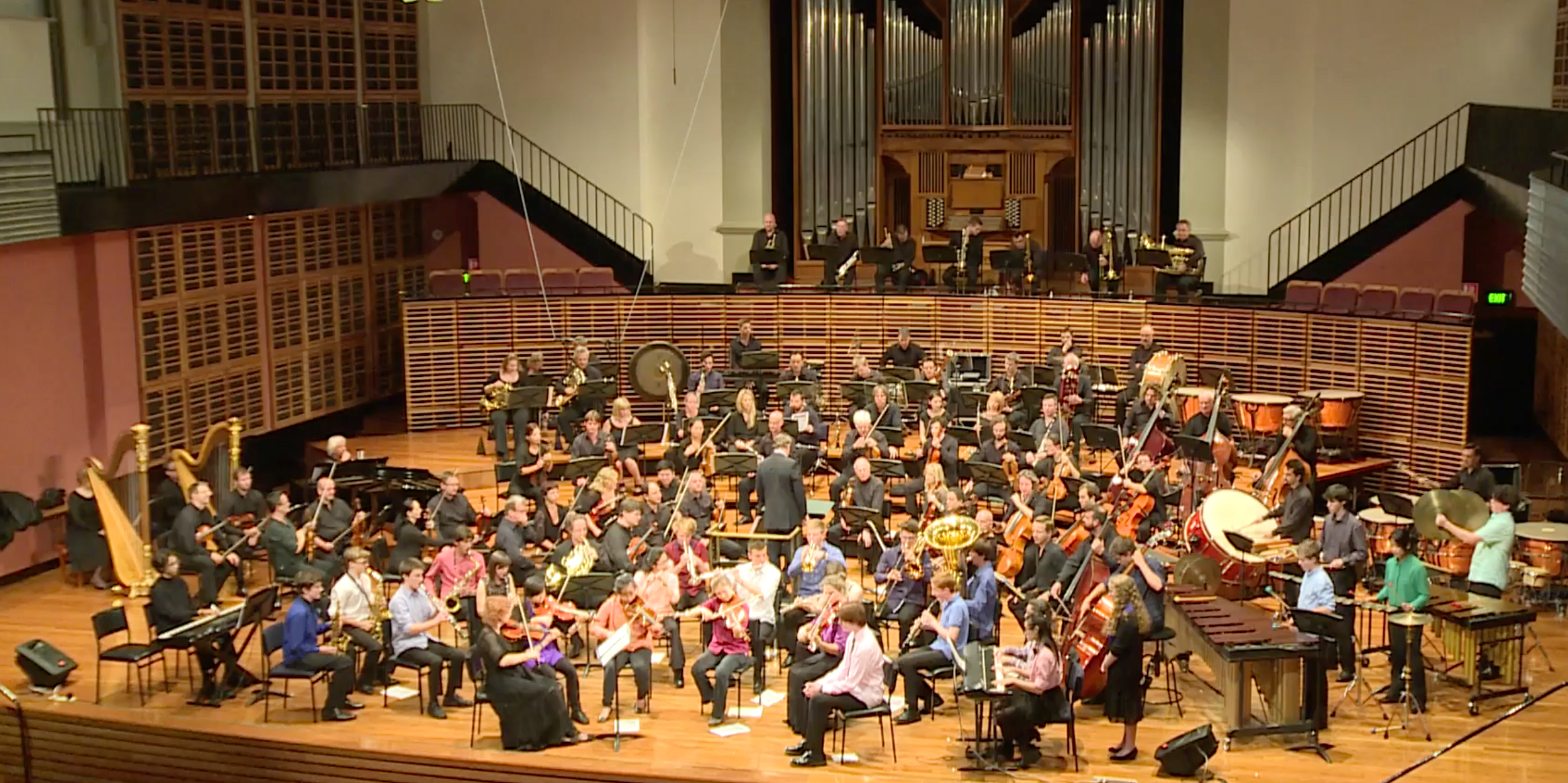 Petrushka project with the LSO in Sydney