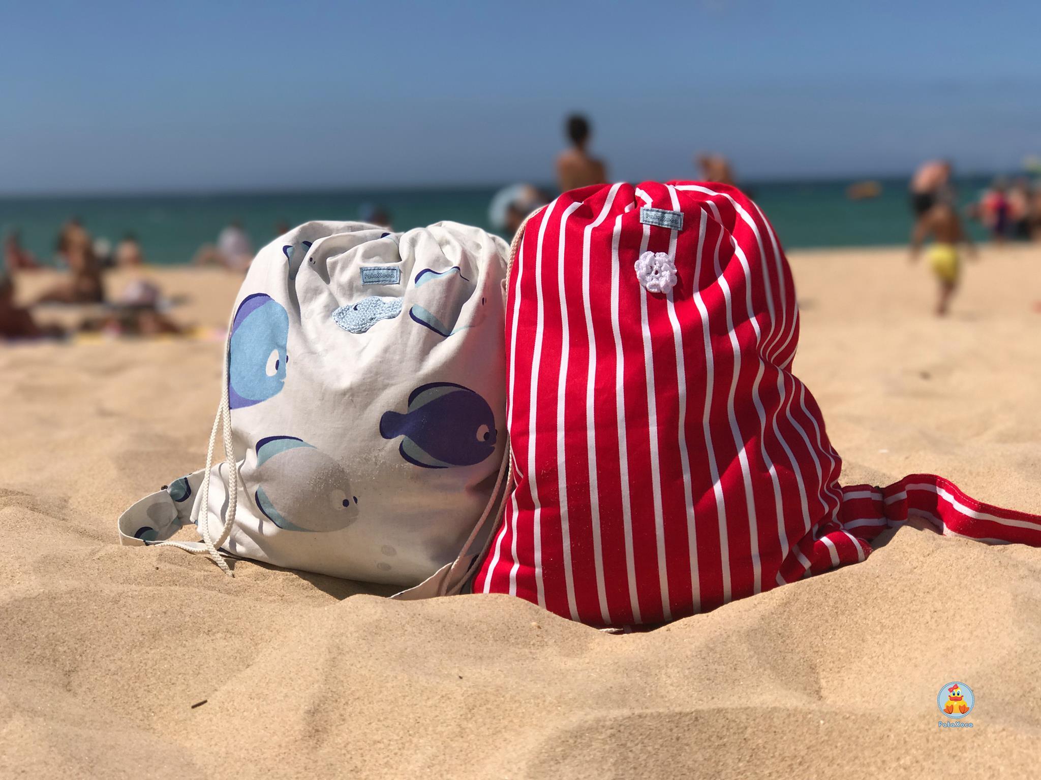 BEACH BACKPACK TOWEL