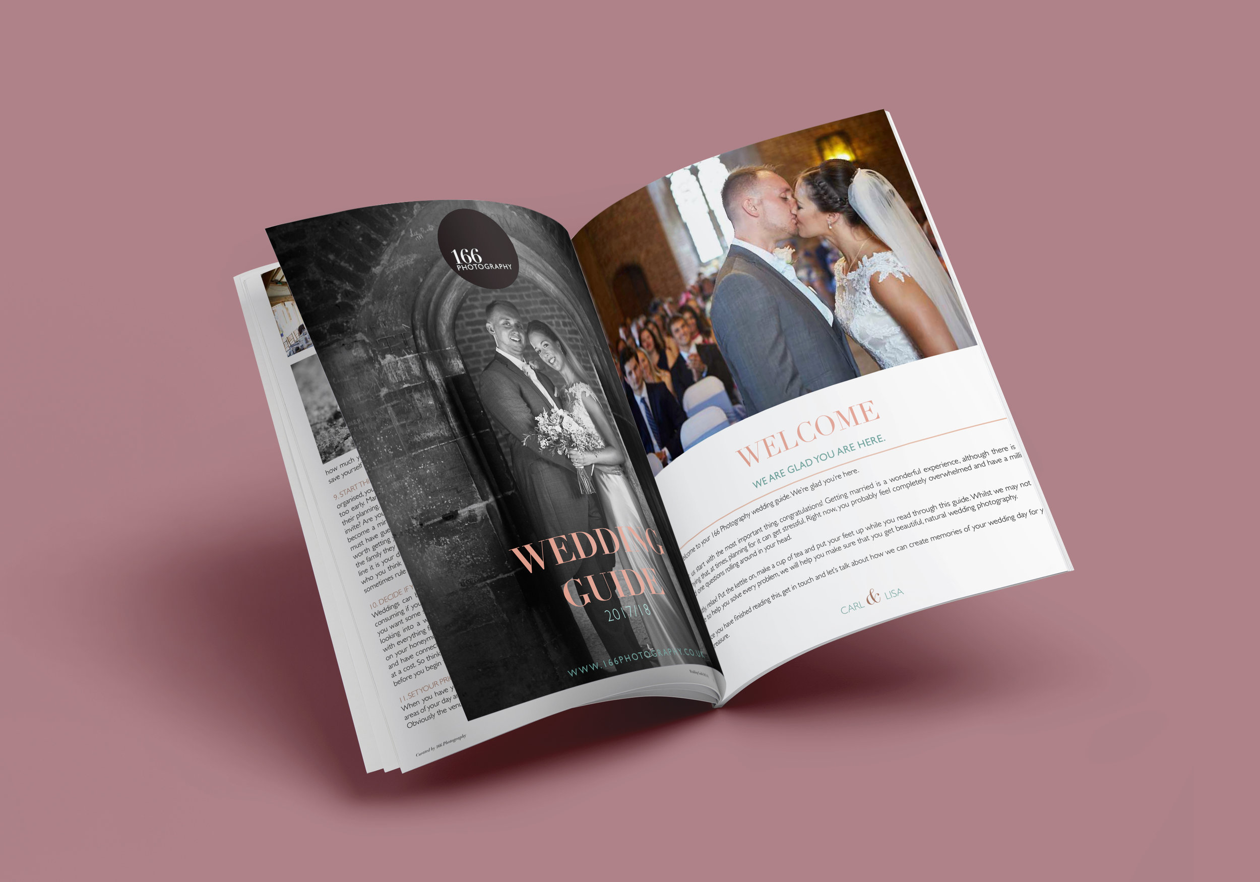 Here is our beautiful Lincolnshire wedding guide for download.