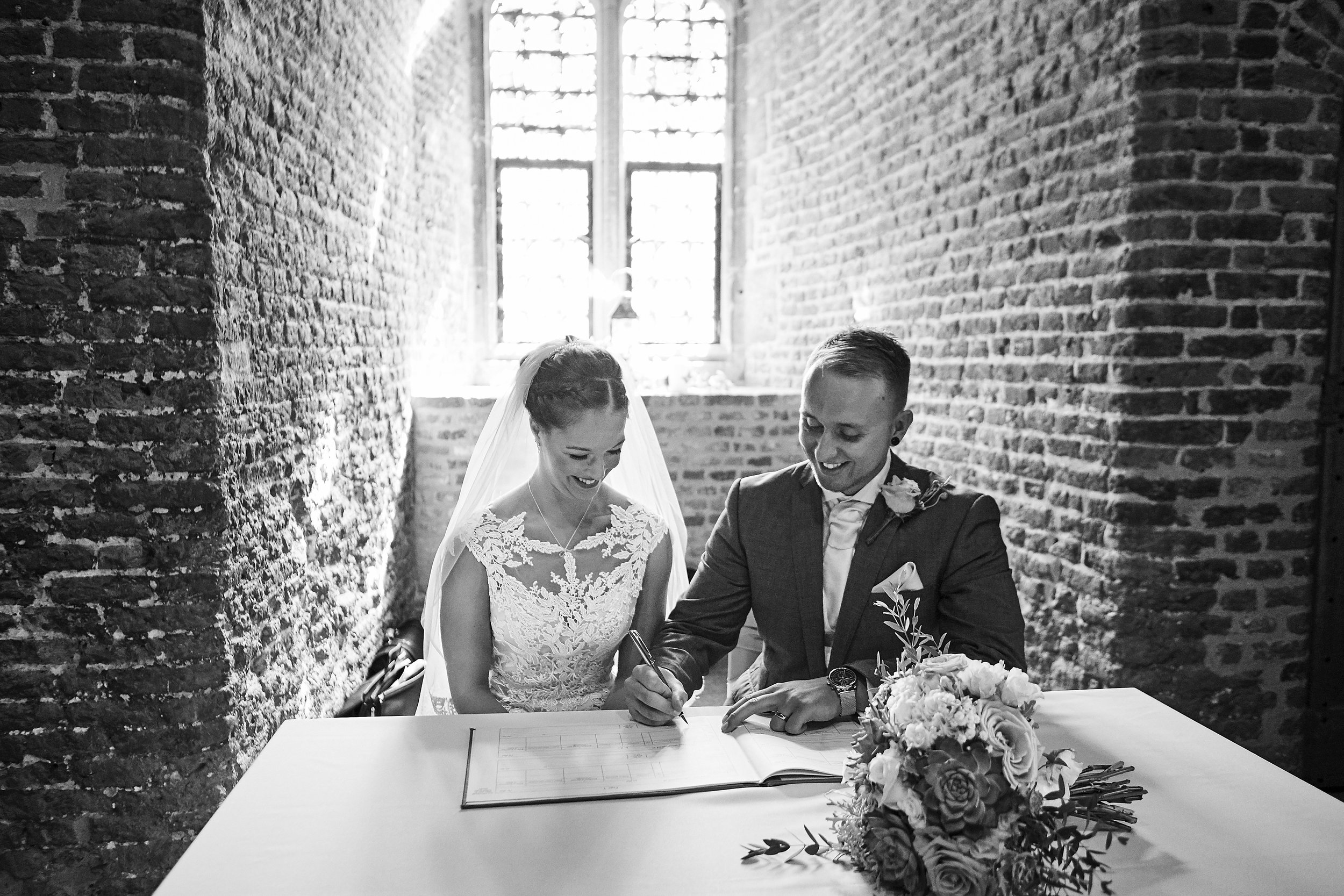 A Lincolnshire Wedding at Tattersall Castle.