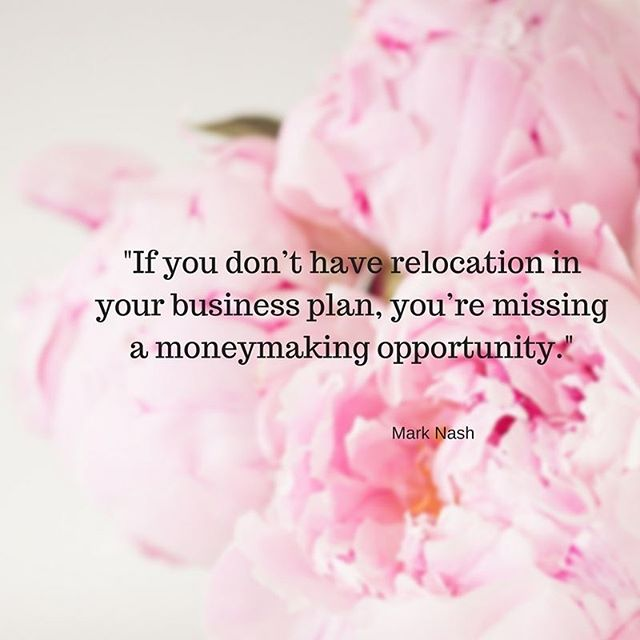 """""""If you don't have relocation in your business plan, you're missing a moneymaking opportunity."""" Mark  Nash  Every real estate agent wants to succeed, and may have an idea of how to do that, but achieving success requires following a specific process. A plan gets you and your team on the same page and heading in the right direction.  Join the newsletter for more information on building your real estate business like a boss. http://bit.ly/rebiztips"""