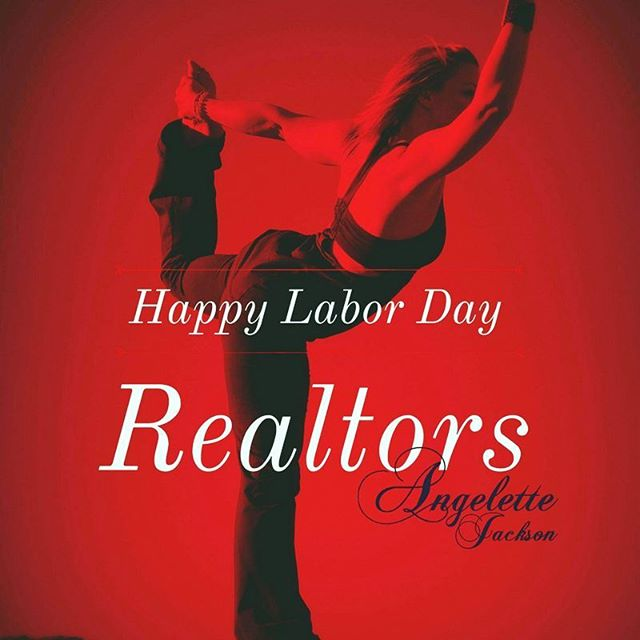 Happy Labor Day Realtors! Can you believe the year is almost over time is just flying by. Today please take a moment to relax to enjoy your families and to make memories with our loved ones. This is why we do what we do this is why we grind. So take a well-earned rest and enjoy your Labor Day.