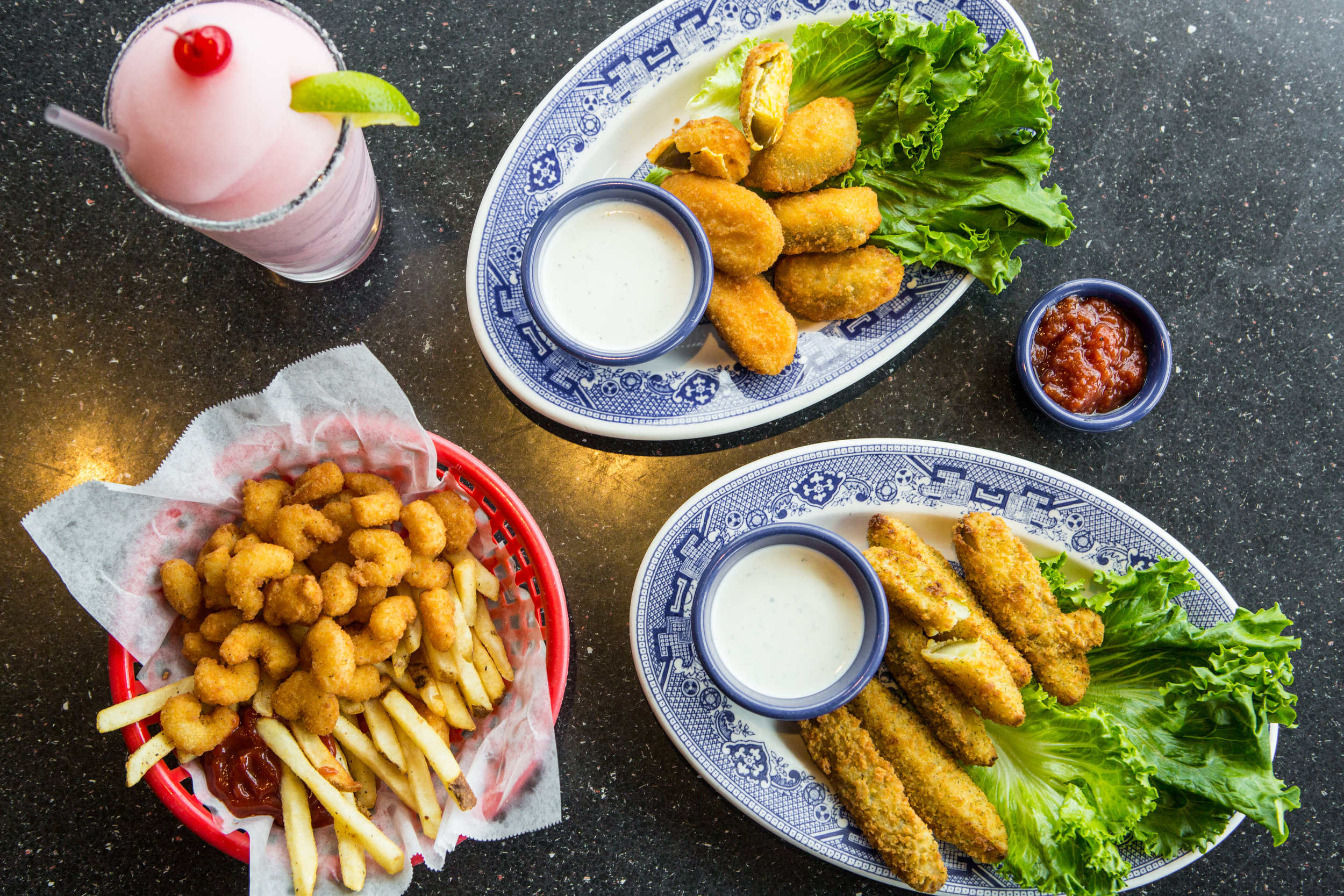 Threadgill's Appetizers.jpg