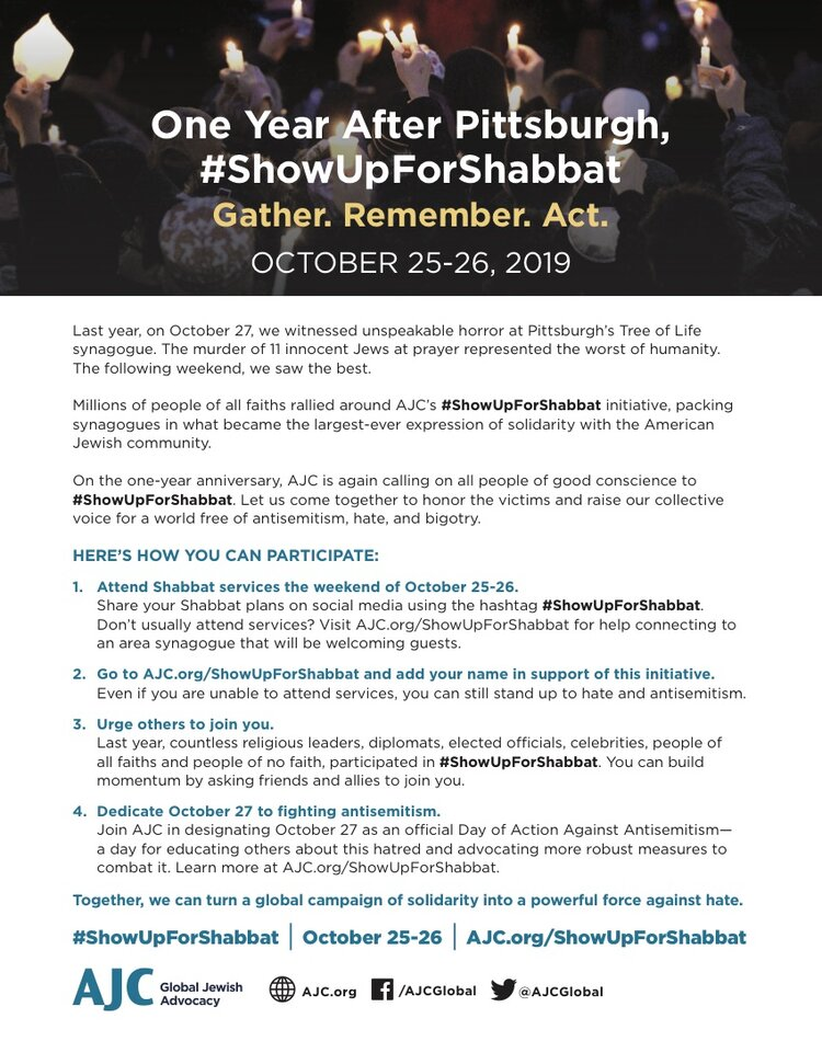 10-2019#ShowUpForShabbat Anniversary Flyer.jpg
