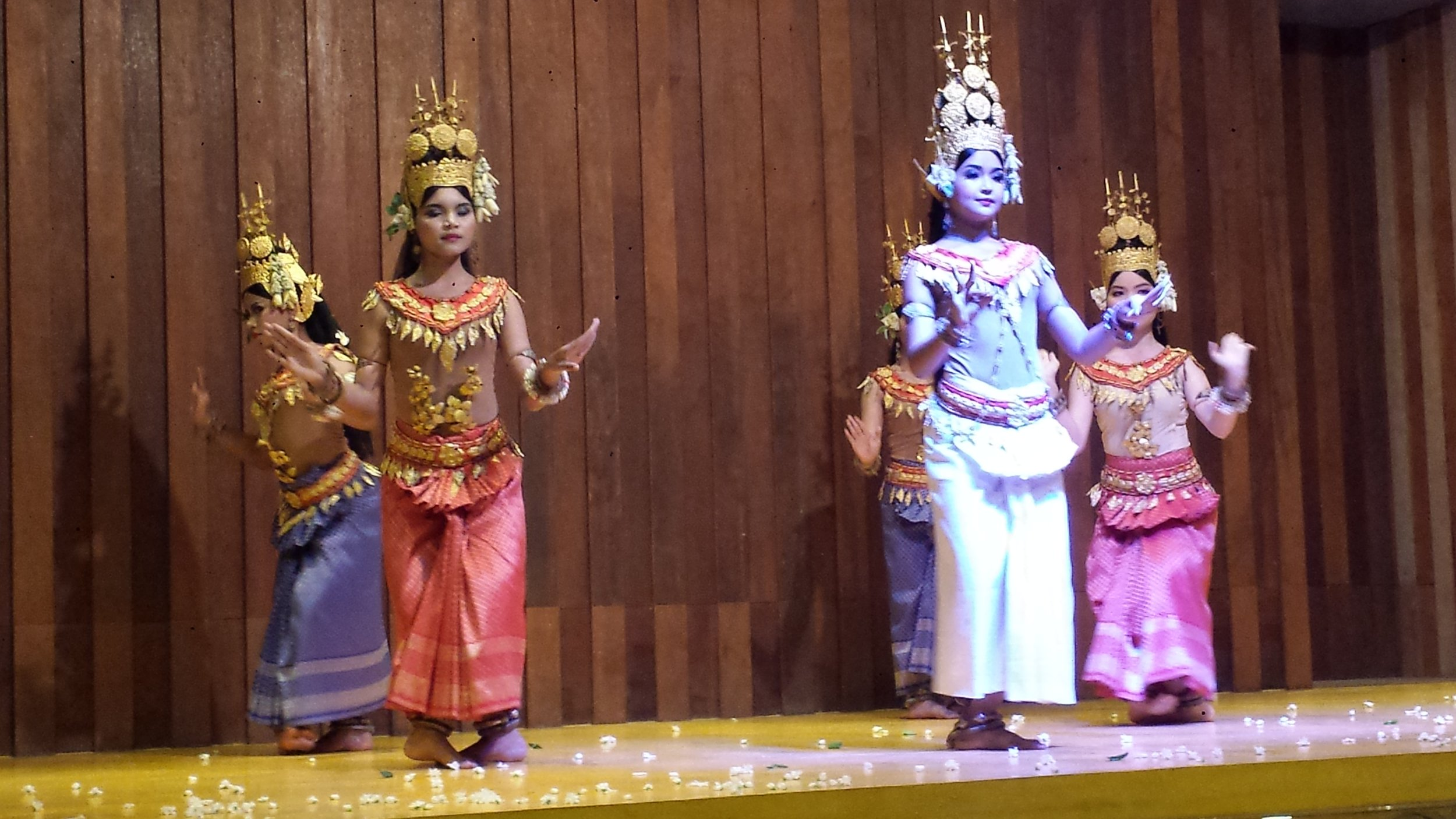 Dance of the Apsaras