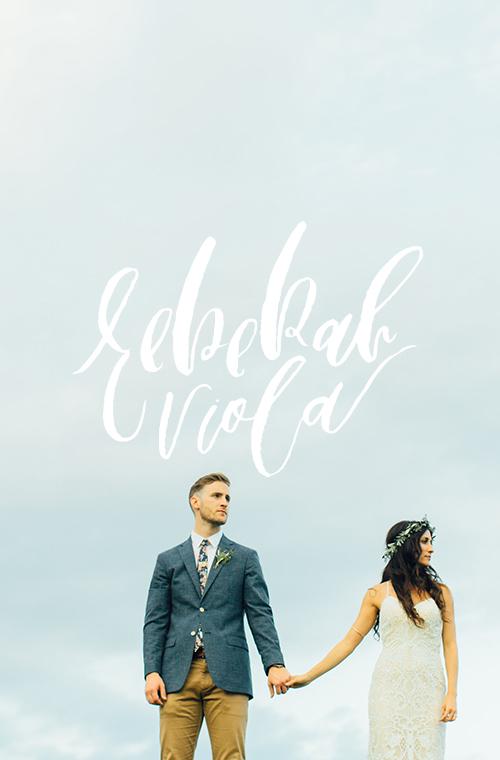 Rebekah Viola  Photography Website