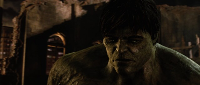 """Hulk is saddest there is."""