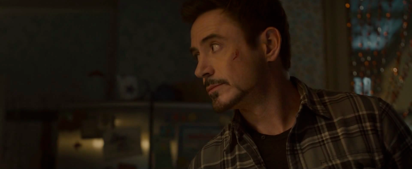 I'm pretty into farm-casual Tony Stark.