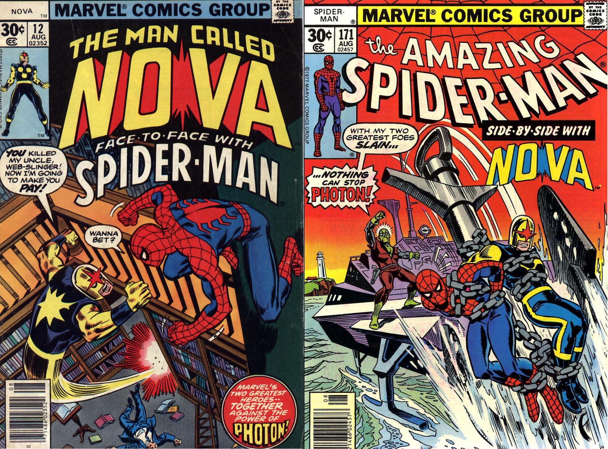 Has anyone ever uttered a true statement on a comic book cover?