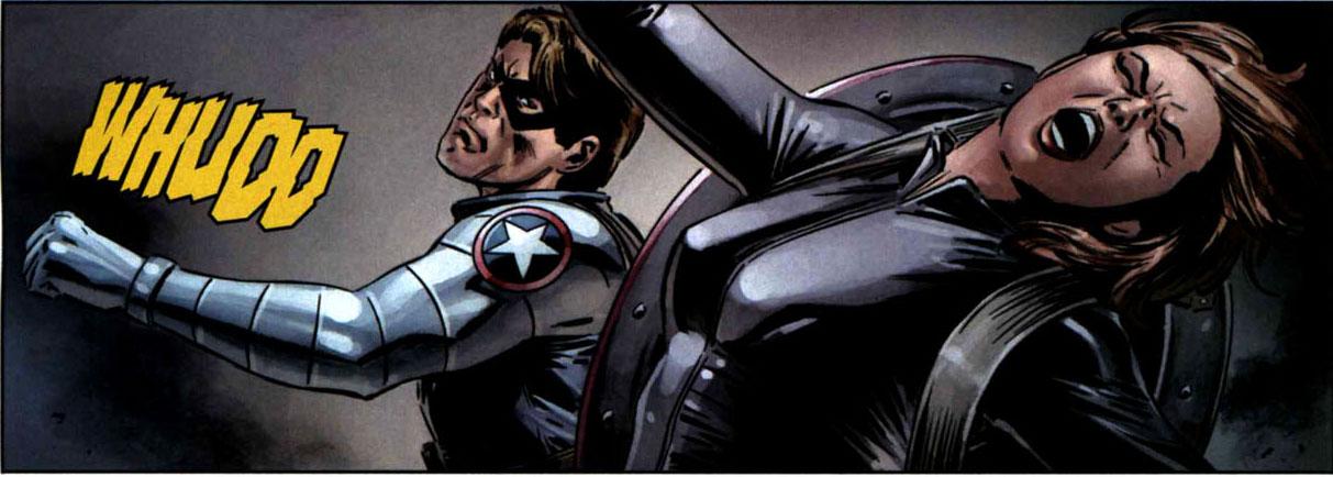 Bucky, no.