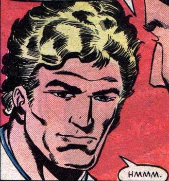 John Schneider as Iron Fist.