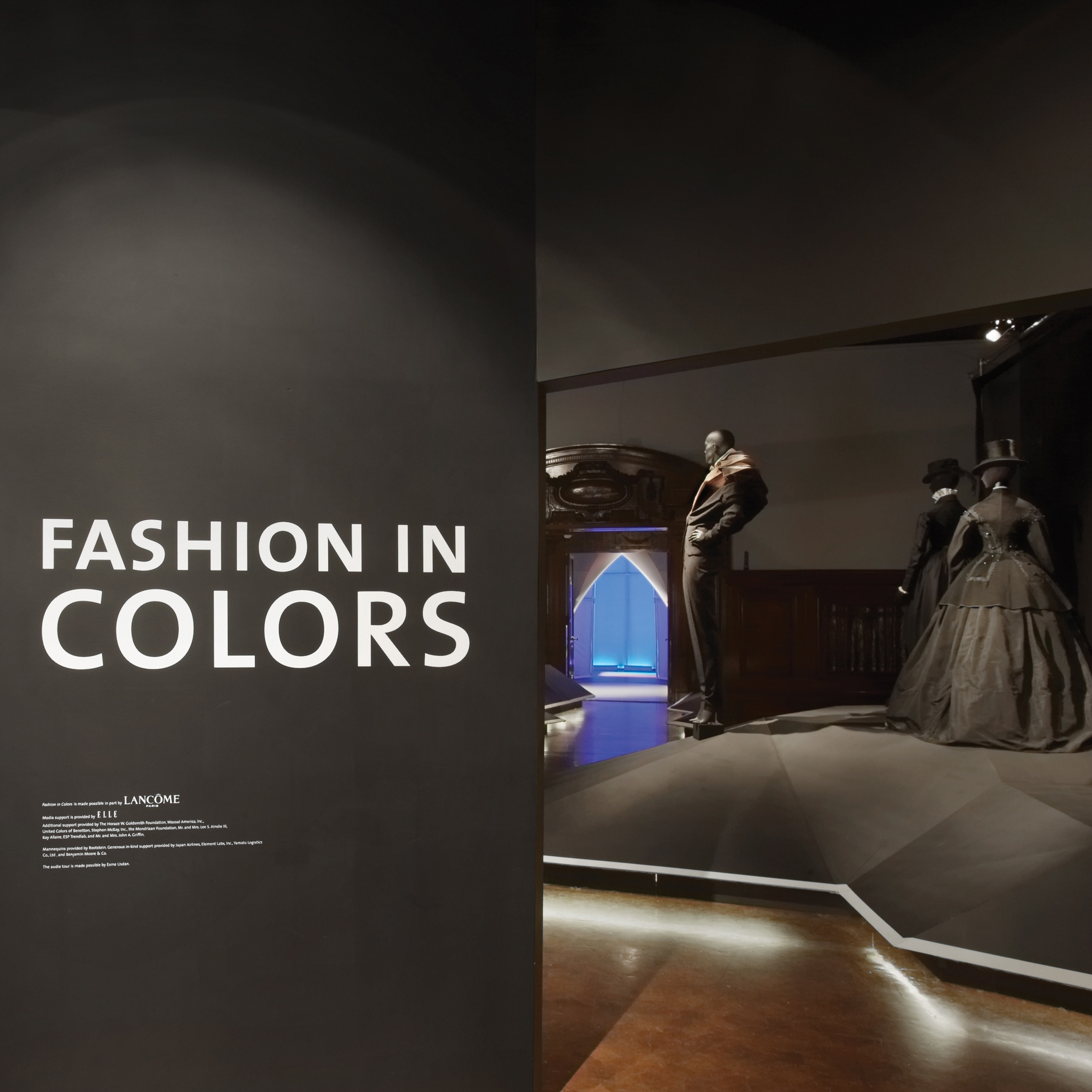 Smithsonian Cooper Hewitt. Exhibition Design.