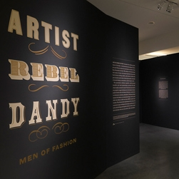 RISD Museum. Identity and Exhibition Design.