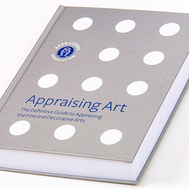 Educational materials that extent the brand identity created for our friends at the Appraiser's Association of America. @appraisersassociation