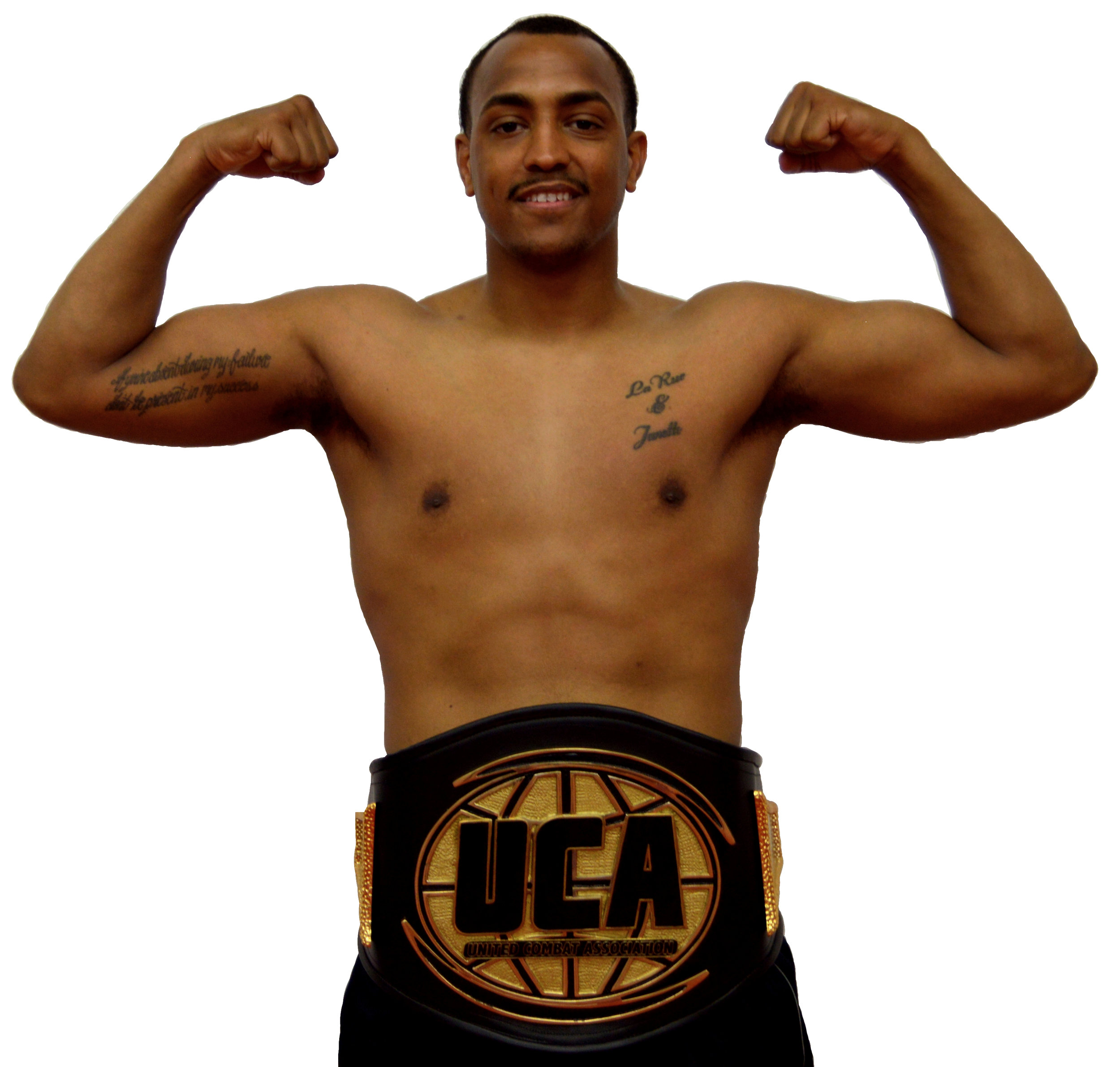 "Sterling ""Money"" Ingram   - Amateur Boxing & MMA Fighter  - 160lbs    - United Combat Association Super Middleweight Champion (Boxing - Obtained April 2019)    -  Undefeated  (Amateur Boxing & MMA)   -    Upcoming Bout:    559 Fights - MMA - Visalia, CA - TICKETS ON SALE"