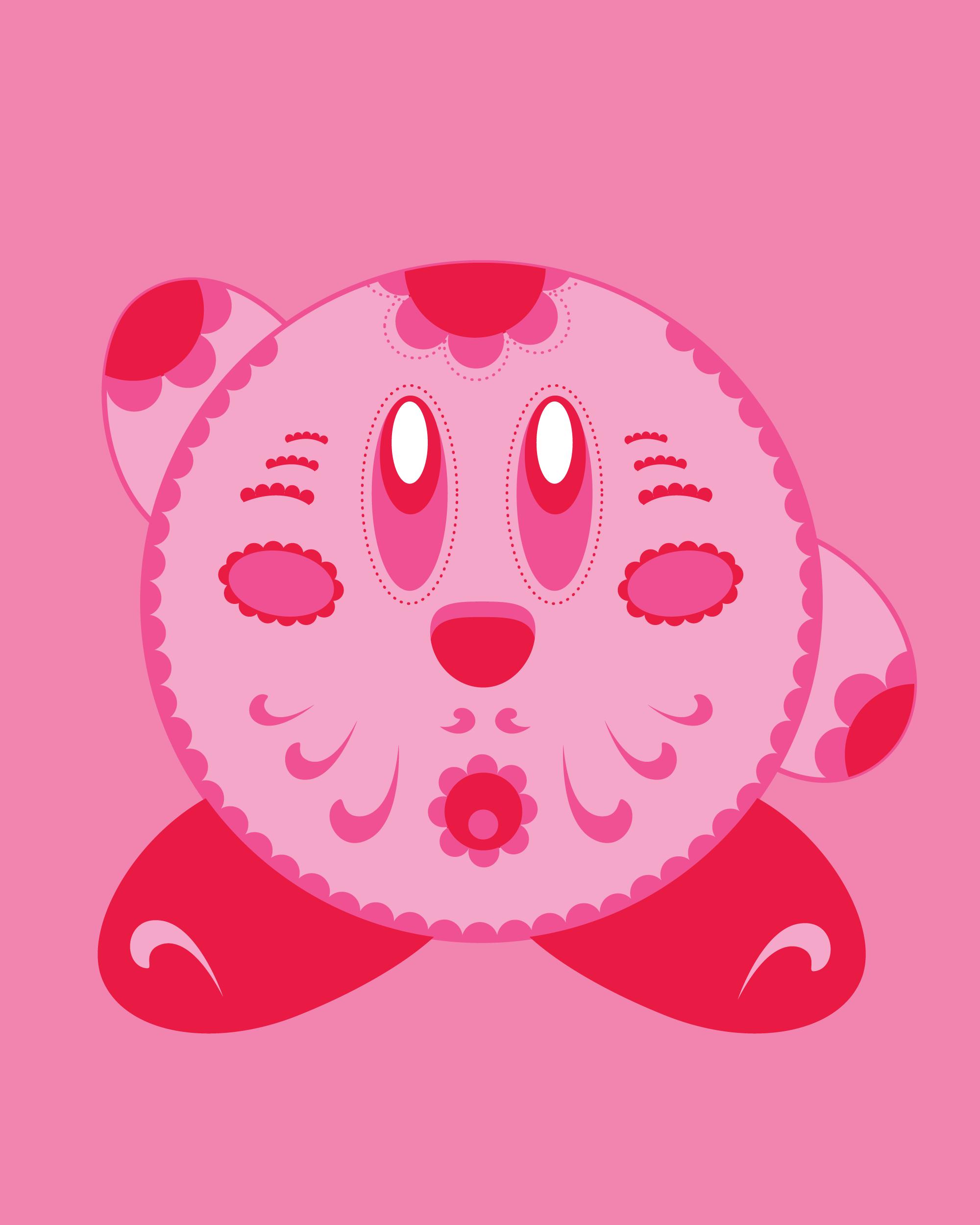 Kirby Sugar Skull