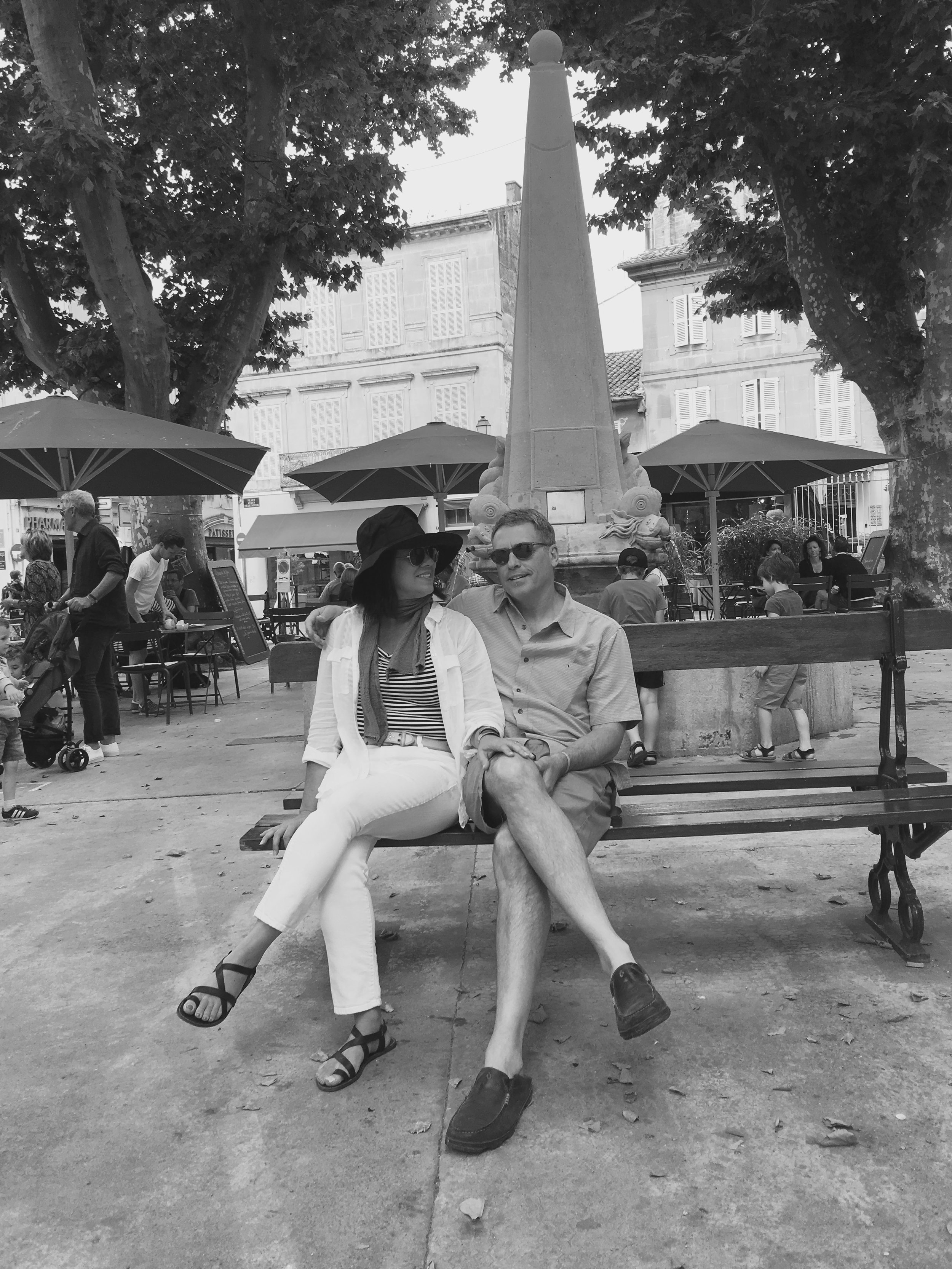st. remy de provence, france - summer 2016
