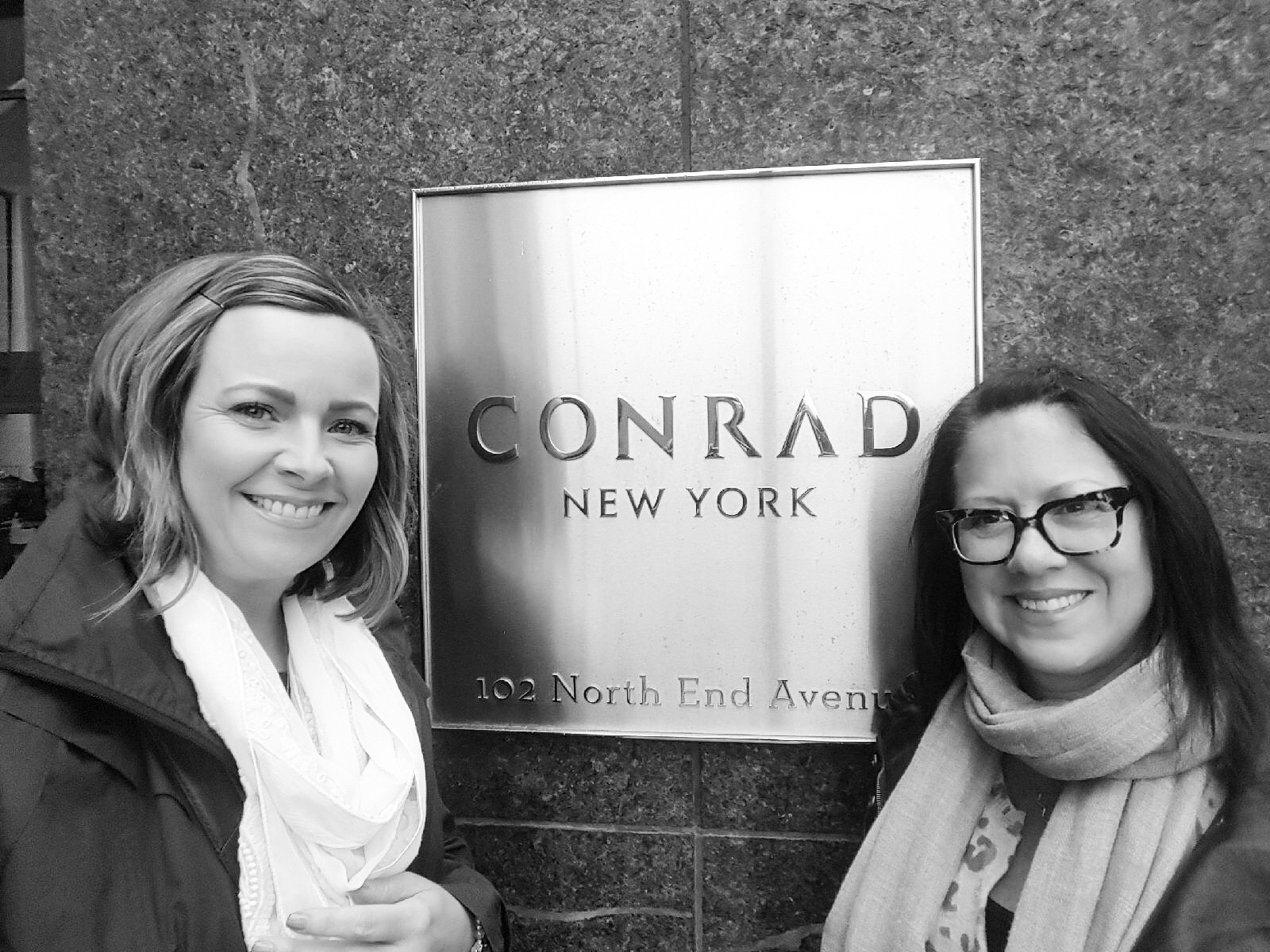 May 2017 :: Natalie (My Travel Wife) + Moi in the Big Apple