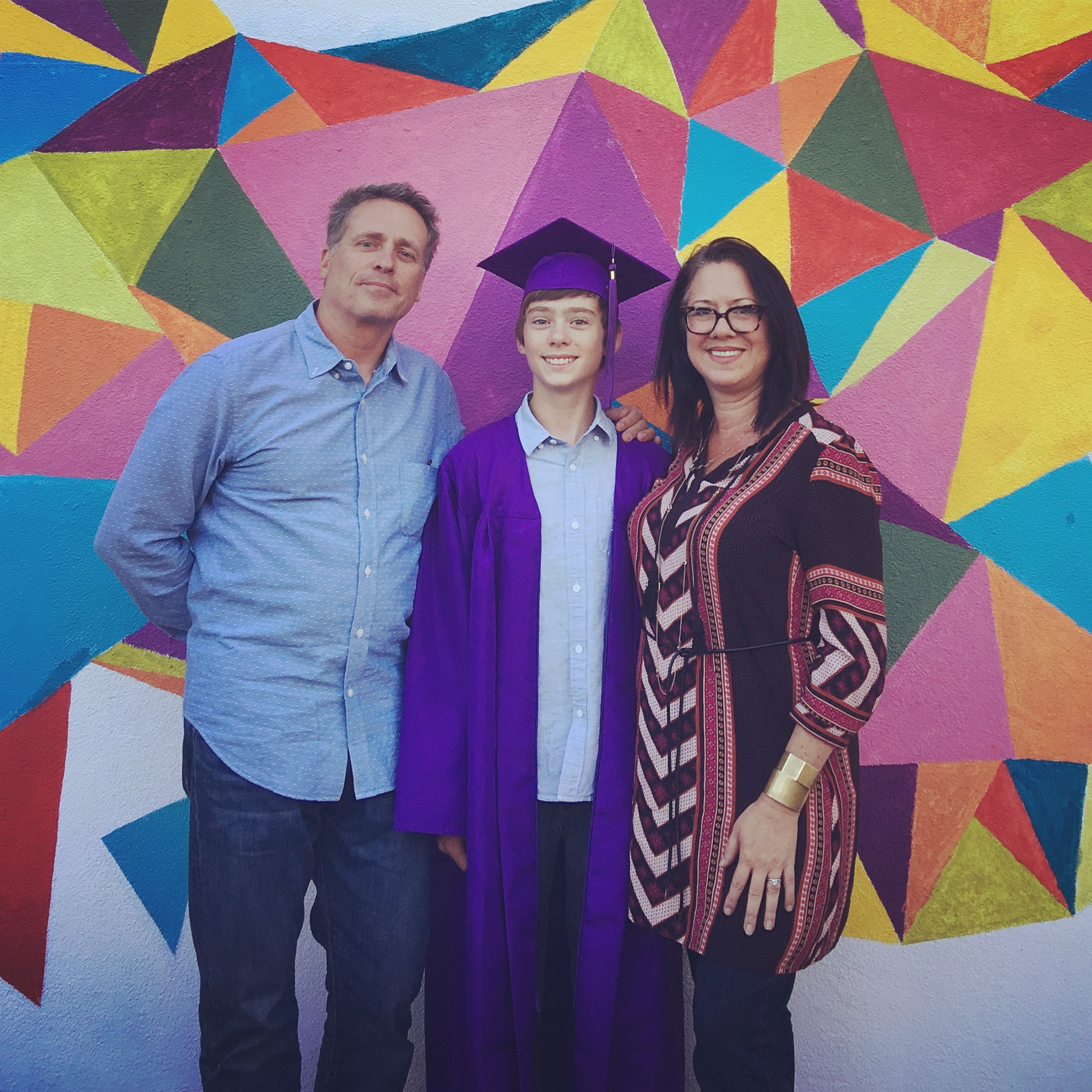 June 2017 :: 8th Grade Graduation