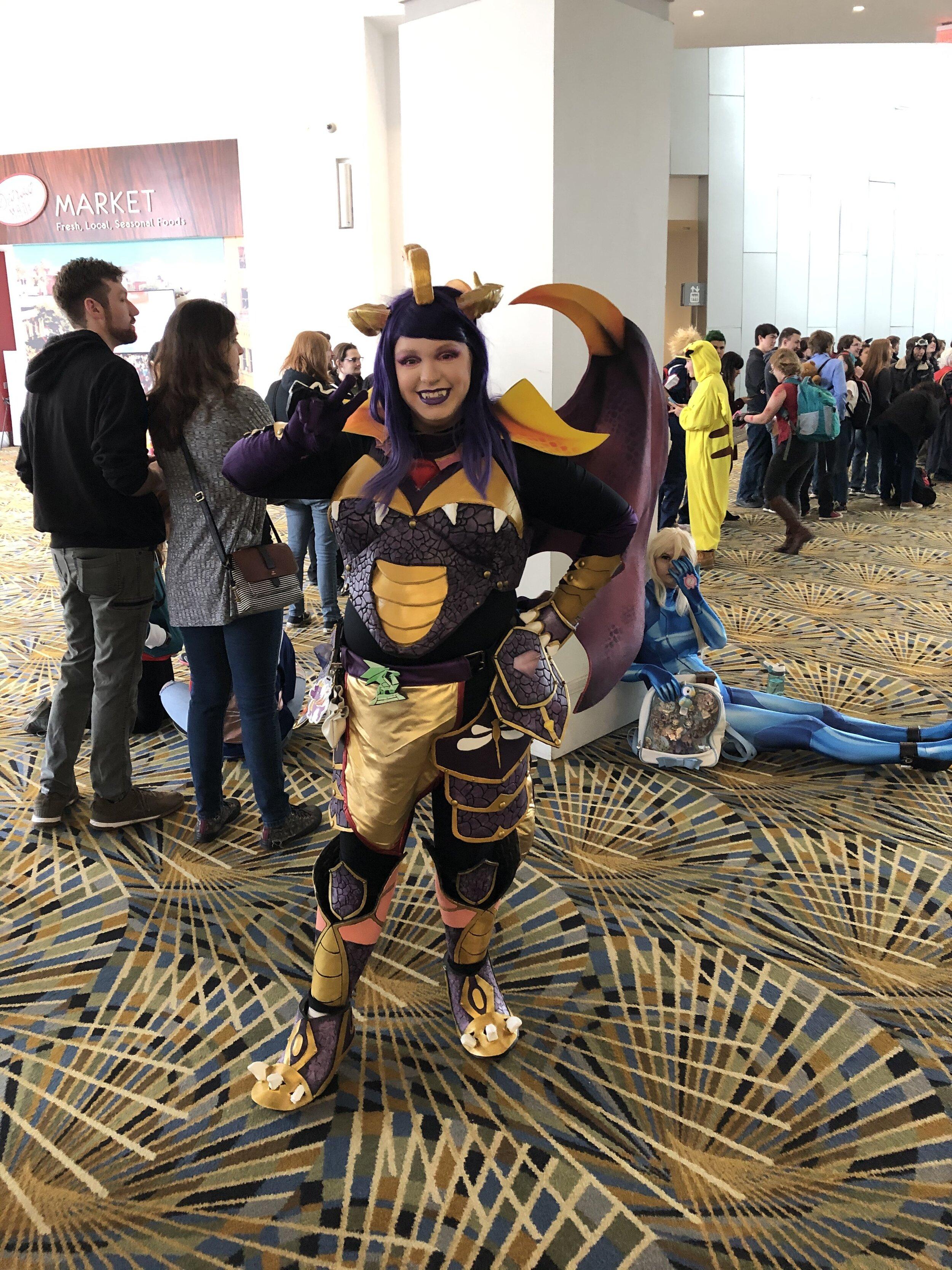 Spyro Armor