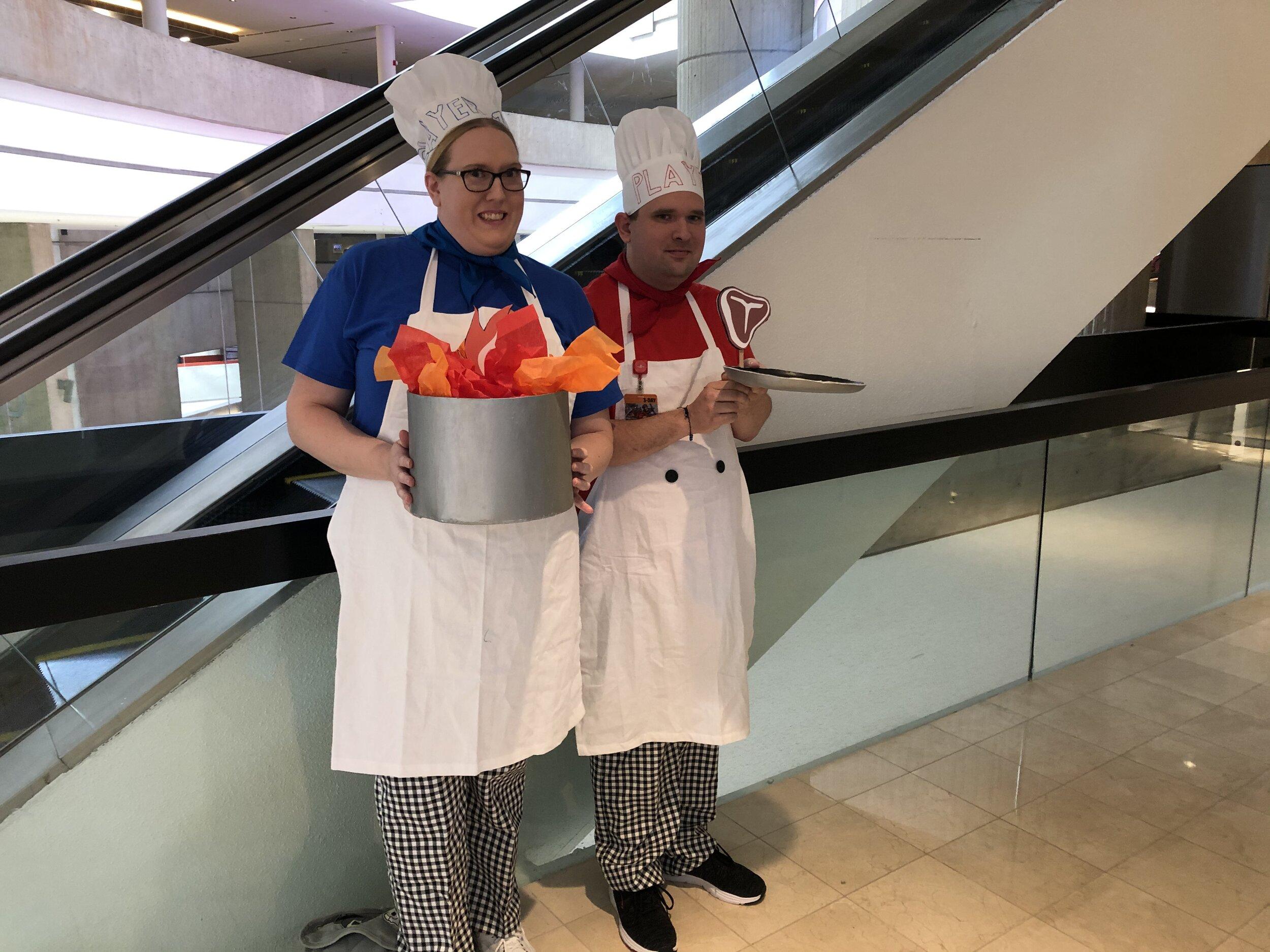 Chefs (Overcooked)