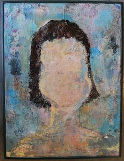 FLIPS1 /  mixed media on canvas