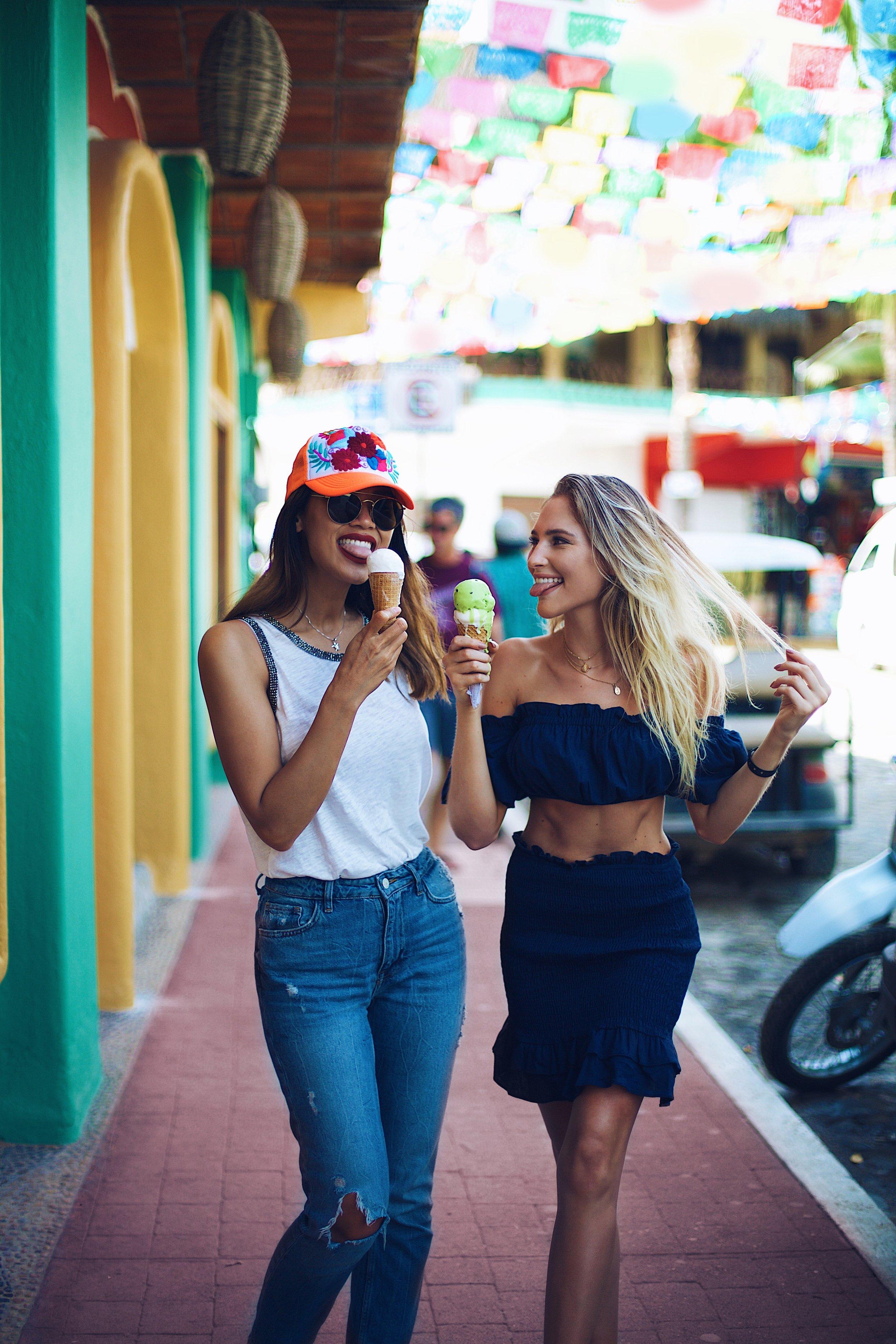 best friends eating ice cream.JPG