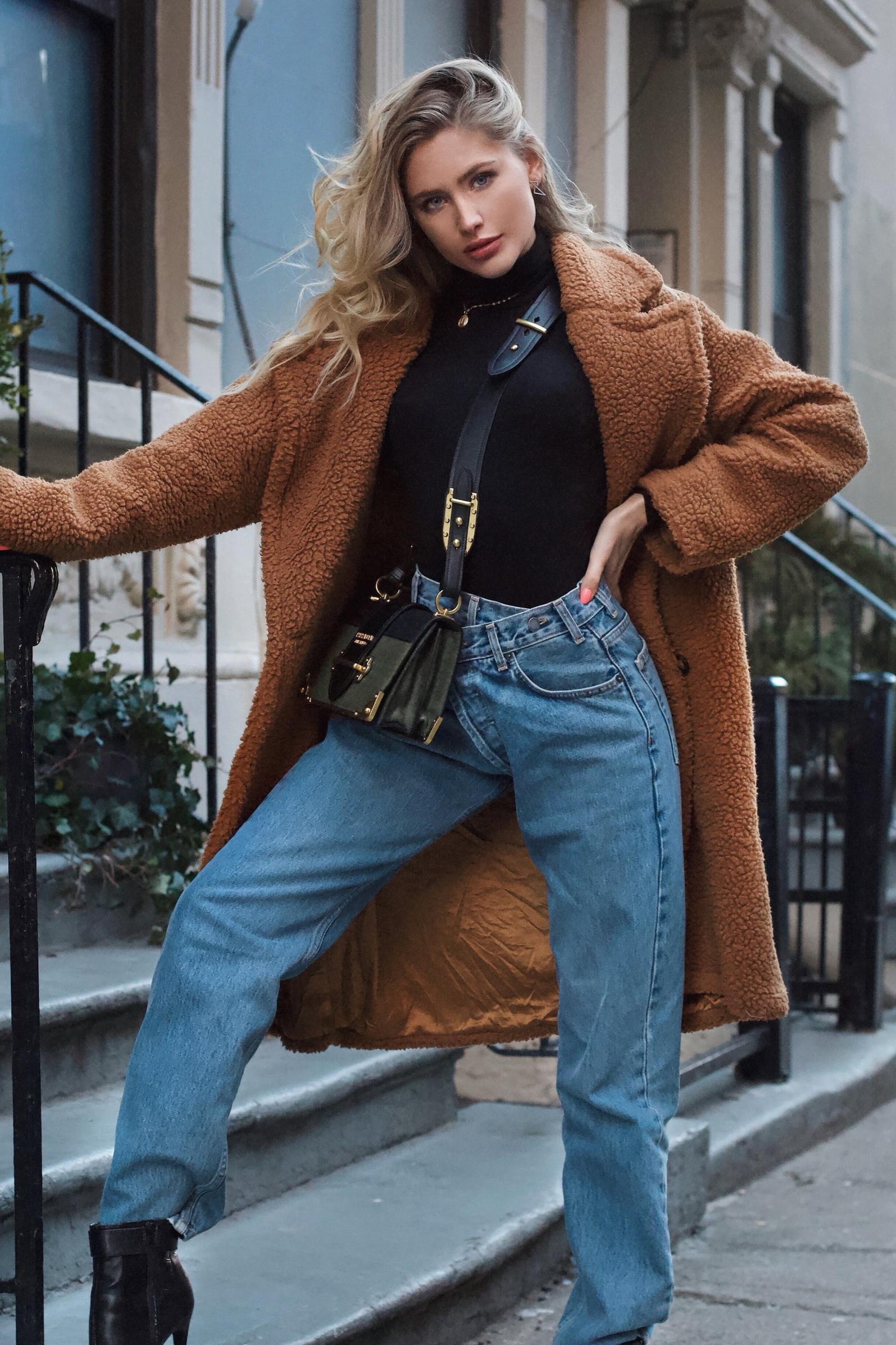 Lucy Paris Teddy Coat