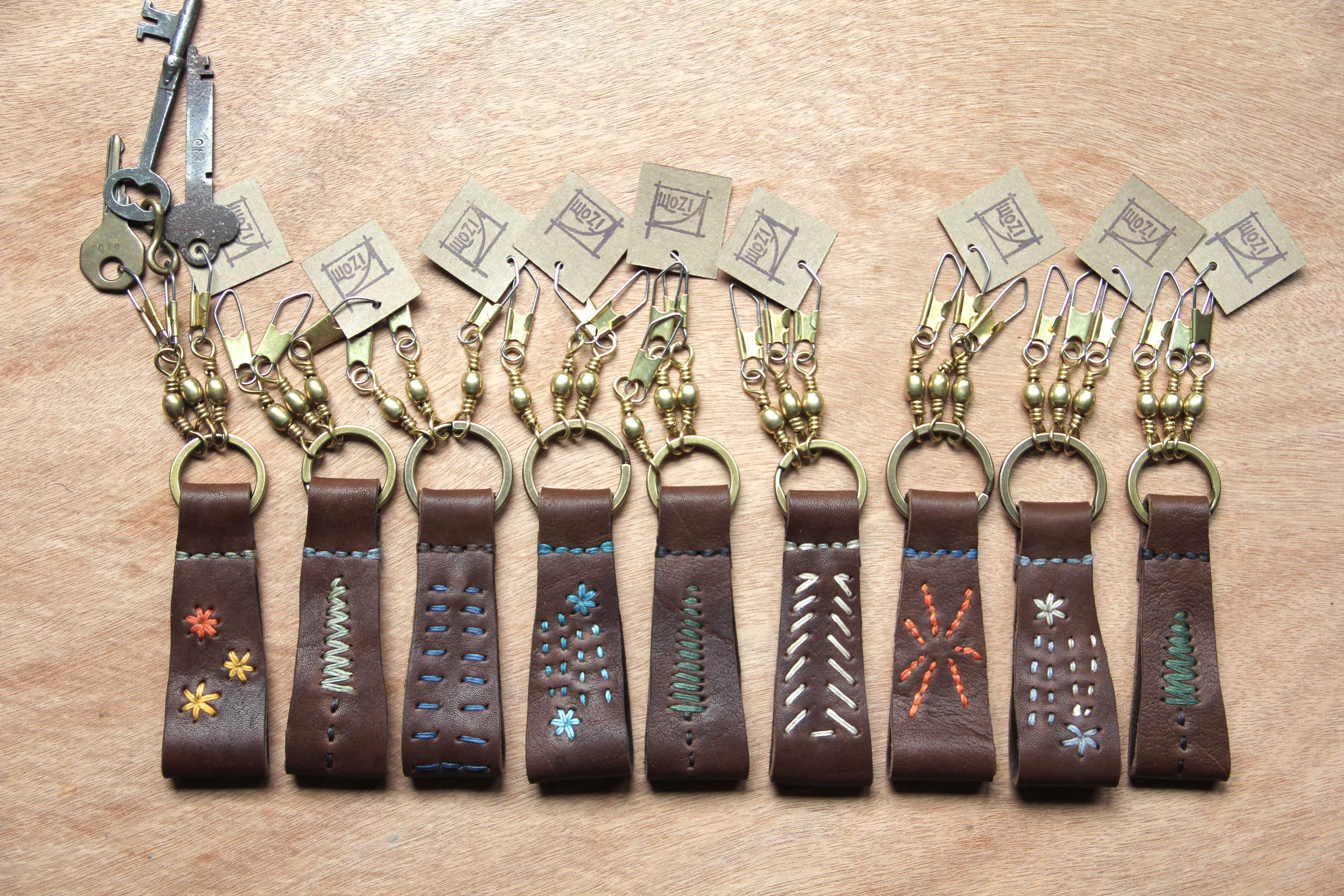 Elements of Nature Keychains
