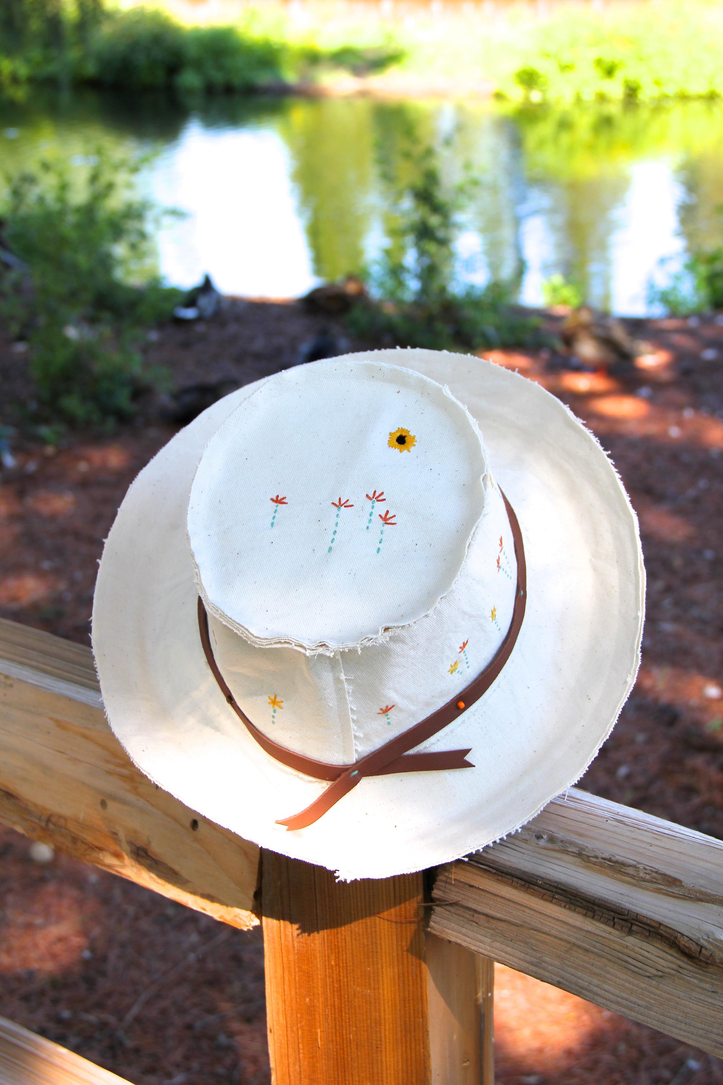 Sun 'n Shade 'Wildflower' Hat