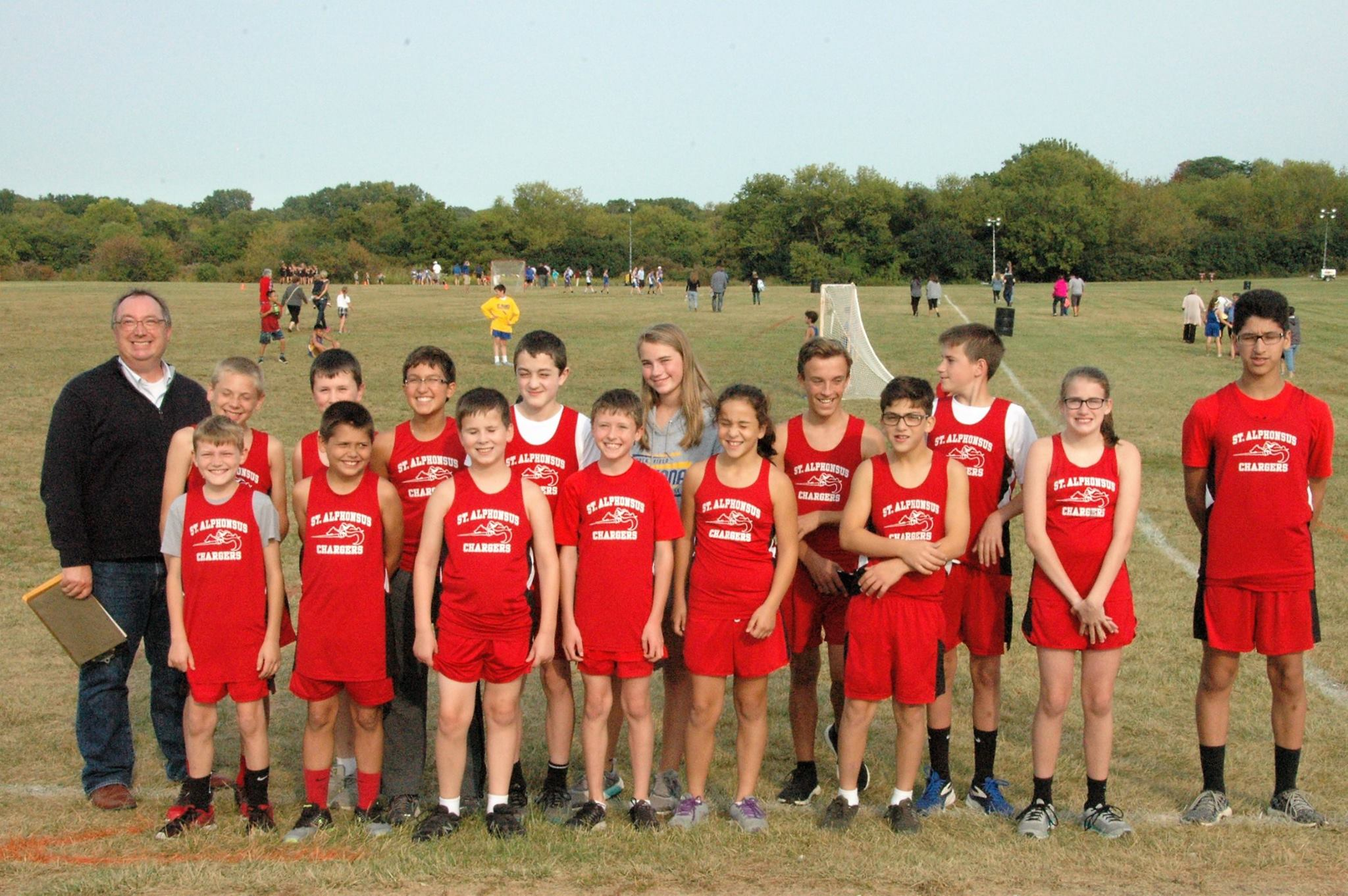 ST. AL'S - CROSS COUNTRY