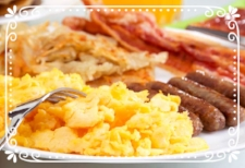 Join us at The Heritage for the Best Breakfast Buffet in town!