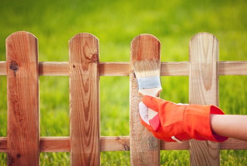 Fence Staining Company Minneapolis