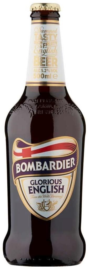 Bombardier, a favorita!