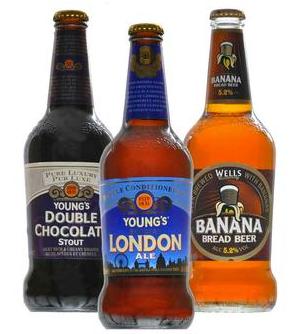 Cervejas Young's (todas)
