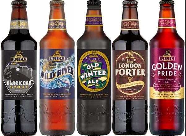 Cervejas Fuller's (todas)